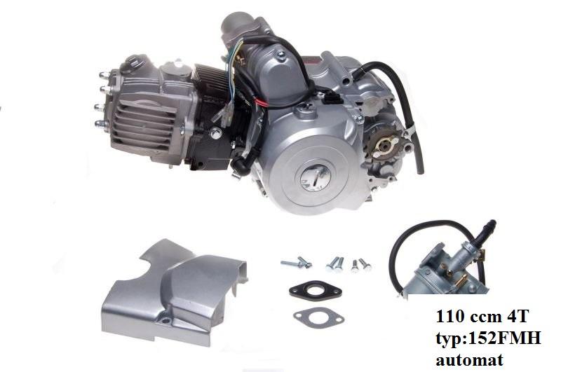 Motor 110 Ccm 4t Automat Typ 152fmh