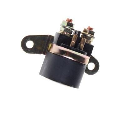 c935296ae2e spínač relé startéru s kovovým držákem - kulaté konektory bez kabelu- Suzuki